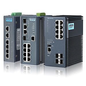 Industrielle Ethernet Switche