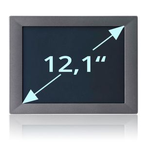 "Industrie-Displays mit 12"" Display"