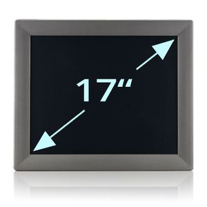 "Industrie-Displays mit 17"" Display"