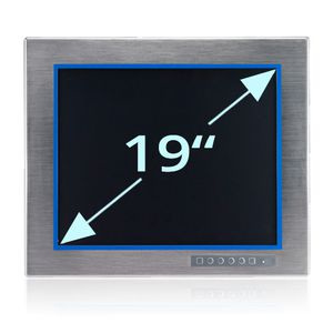 "Industrie-Displays mit 19"" Display"