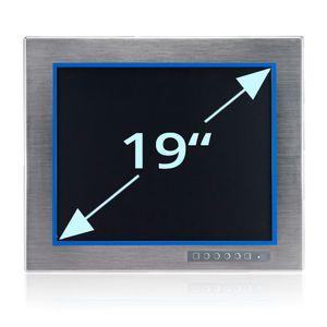 """Industrie-Displays mit 19"""" Display"""