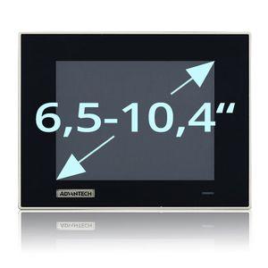 """Industrie-Monitore mit 6,5"""" bis 10,4"""" Display"""