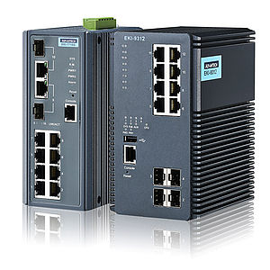 Managed Ethernet Switche für die Industrie