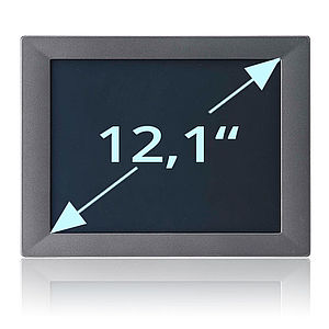 "Panel-PC mit 12,1"" Display"