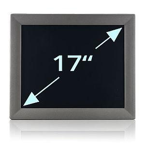 "Panel-PC mit 17"" Display"