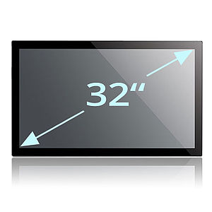 "Panel-PC mit 32"" Display"