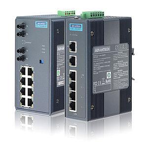 Unmanaged Ethernet Switche mit PoE