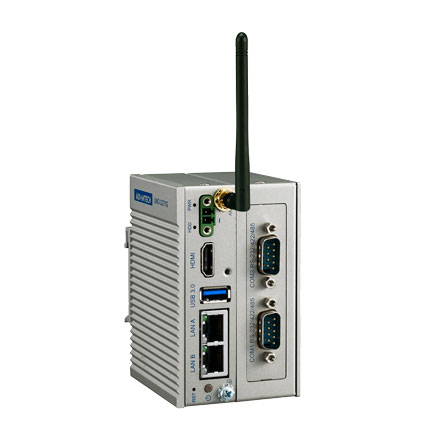 UNO-2271G-E23BE Lüfterloser Industrieller Box-PC