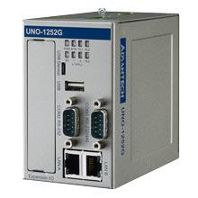 UNO-1252G-Q0AE Lüfterloser Hutschienen-PC