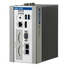UNO-1372G-E3AE Lüfterloser Hutschienen-PC