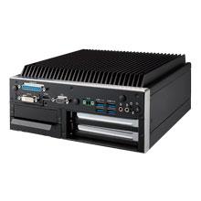 ARK-3520P-U8A1E Lüfterloser Embedded PC