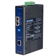 EKI-2741SX Gigabit Ethernet - FiberOptic Converter