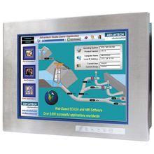 Edelstahl Industrie-Display FPM-8151H