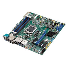 ASMB-585G2 Industrielles µATX Server-Mainboard