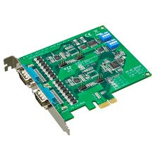 PCIE-1602B RS-232/422/485 Interfaceboard