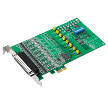 PCIE-16220A RS-232 Interfaceboard