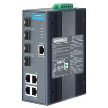 EKI-2748FI Managed Fiber Optic Ethernet Switch