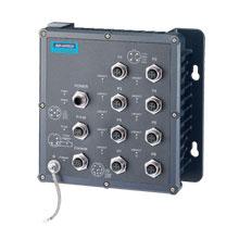 EKI-6558TI Managed EN50155 Ethernet Switch