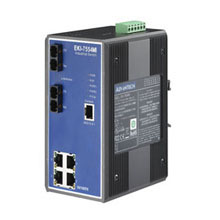 EKI-7554MI Managed Fiber Optic Ethernet Switch