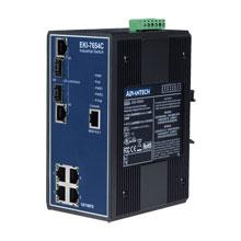 EKI-7654C Managed Fiber Optic Gigabit Switch