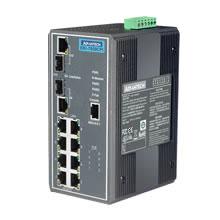 EKI-7659CPI Managed Fiber Optic Gigabit Switch