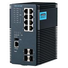 EKI-9312P Managed Fiber Optic Gigabit PoE Switch