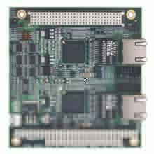 PCM-3665-00 PC/104+ Gigabit-Ethernet-Modul