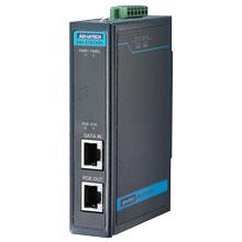 EKI-2701HPI Power over Ethernet (PoE) Injector