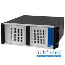 athletec Rackmount-PC Gehäuse 4HE