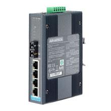 EKI-2525SPI Unmanaged Fiber Optic Ethernet Switch