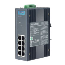 EKI-2528PAI Unmanaged PoE Ethernet Switch