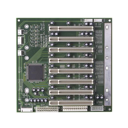 PCA-6108P8-0A2E Passives PCI Backplane