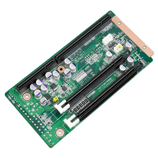 PCE-3B03A-00A1E Passives PCIe Backplane