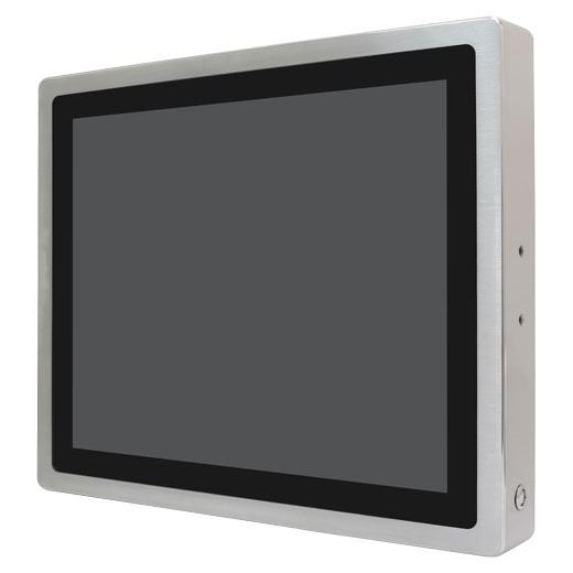 ViTAM-819P athletec Edelstahl Panel Computer