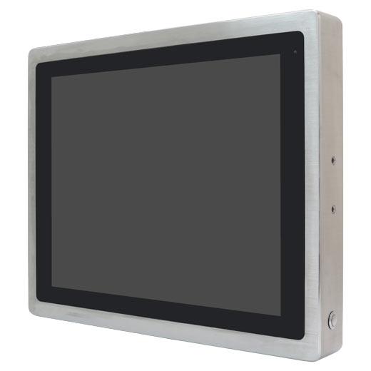 ViTAM-817P athletec Edelstahl Panel Computer