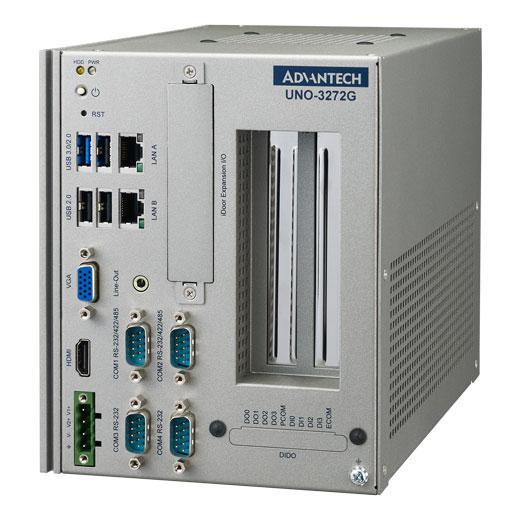 UNO-3272G-J021AE Lüfterloser Schaltschrank-PC