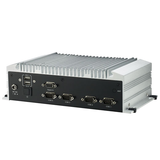 ARK-2150L-S4A1E Lüfterloser Embedded PC