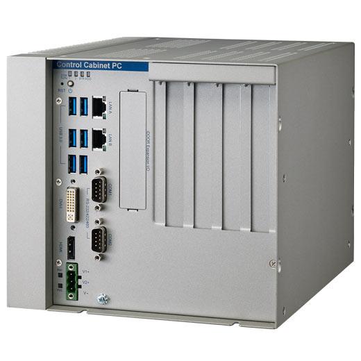 UNO-3285C-674AE Lüfterloser Schaltschrank-PC