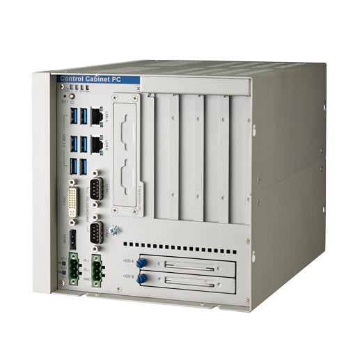UNO-3285G-674AE Lüfterloser Schaltschrank-PC