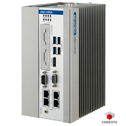 UNO-1483G-434AE Hutschienen-PC