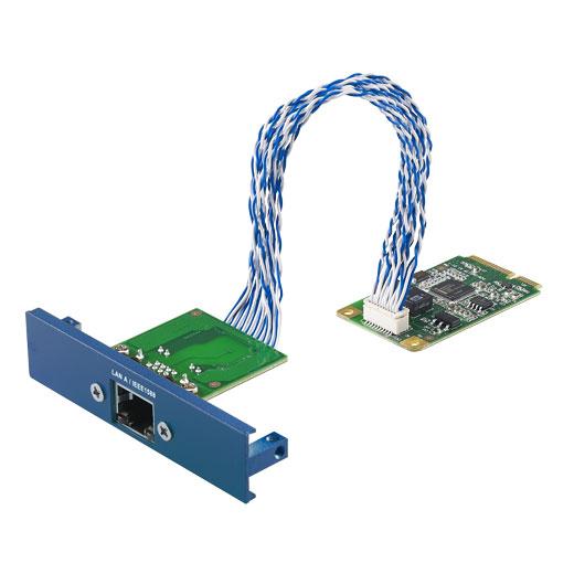 PCM-24R1TP iDoor Ethernet-Modul für Industrie-PCs