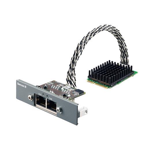 PCM-26R2S3-S iDoor Sercos3-Modul für IPCs