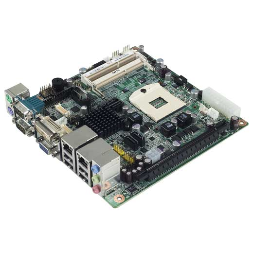 AIMB-270G2 Industrielles Mini-ITX-Mainboard