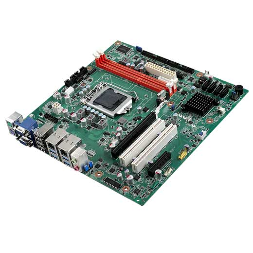 AIMB-501G2 Industrielles µATX-Mainboard