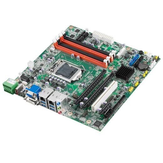 AIMB-502WG2 Industrielles µATX-Mainboard