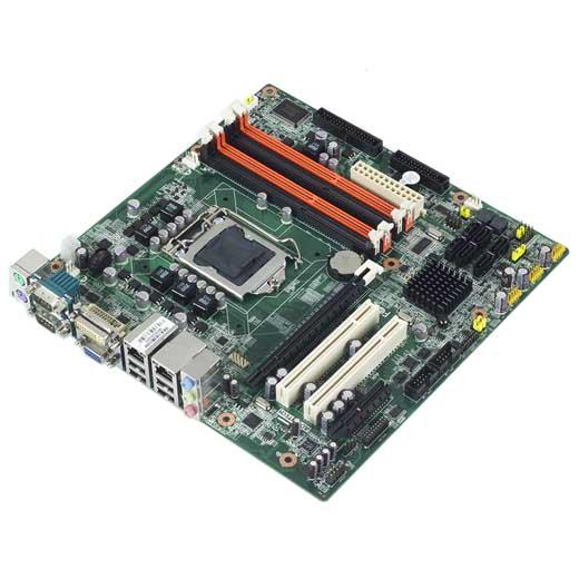 AIMB-580QG2 Industrielles µATX-Mainboard