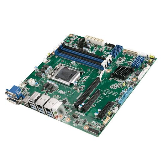 AIMB-585WG2-SV Industrielles µATX-Mainboard