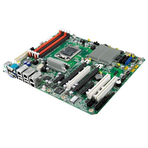 ASMB-781G2 Industrielles ATX Server-Mainboard