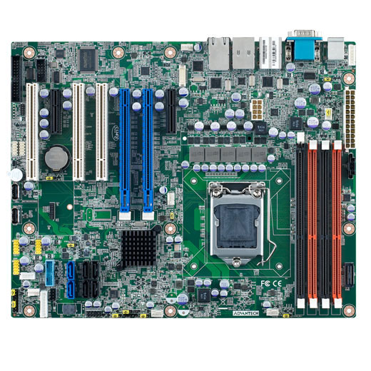 ASMB-782G2 Industrielles ATX Server-Mainboard