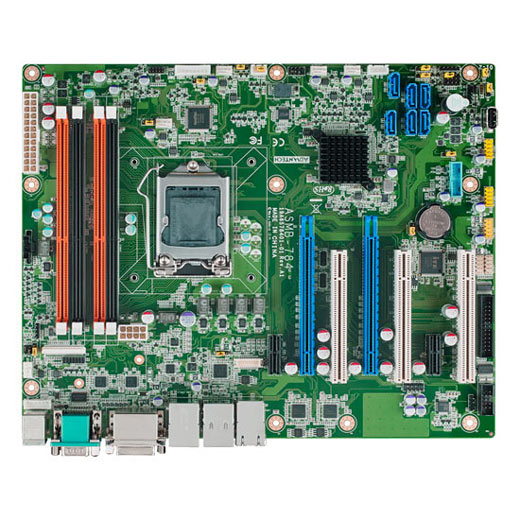 ASMB-784G2 Industrielles ATX Server-Mainboard